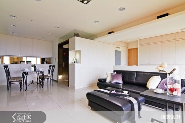 27坪新成屋(5年以下)_現代風案例圖片_境美室內裝修有限公司_境美_02之2