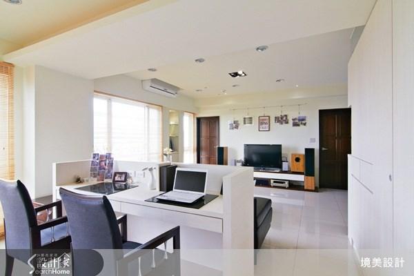 27坪新成屋(5年以下)_現代風案例圖片_境美室內裝修有限公司_境美_02之3