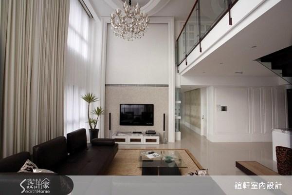 80坪新成屋(5年以下)_美式風案例圖片_誼軒室內設計_誼軒_01之2