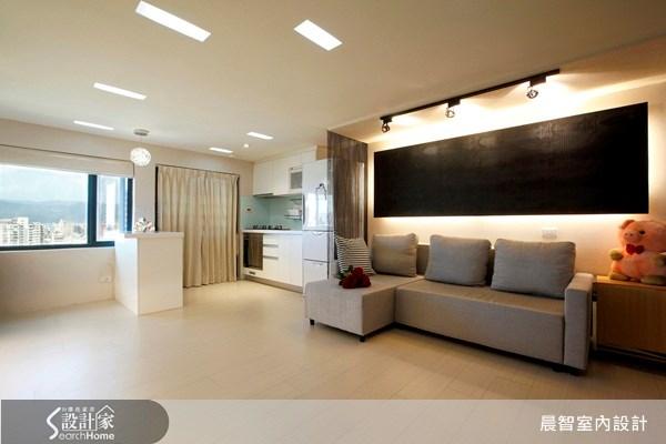 12坪中古屋(5~15年)_現代風案例圖片_晨智室內設計_晨智_01之3