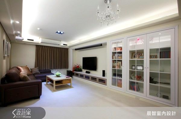 45坪老屋(16~30年)_現代風案例圖片_晨智室內設計_晨智_02之1