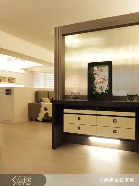 42坪新成屋(5年以下)_現代風玄關案例圖片_安德康系統室內設計_安德康_03之2