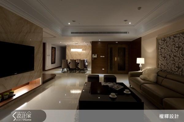 40坪新成屋(5年以下)_奢華風案例圖片_權釋設計_權釋_74之8