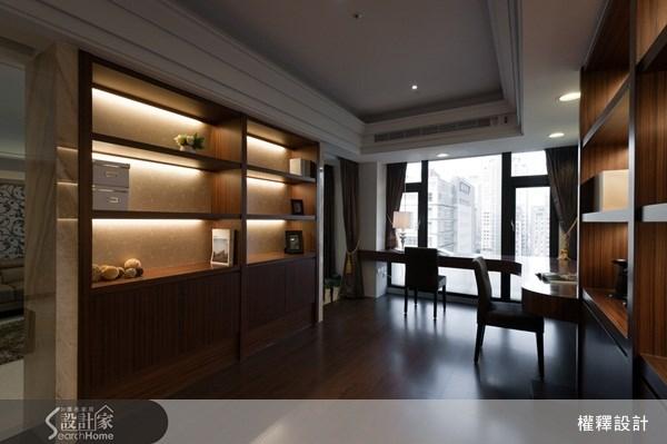 40坪新成屋(5年以下)_奢華風案例圖片_權釋設計_權釋_74之13