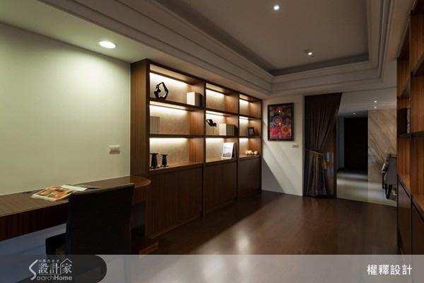 40坪新成屋(5年以下)_奢華風案例圖片_權釋設計_權釋_74之15