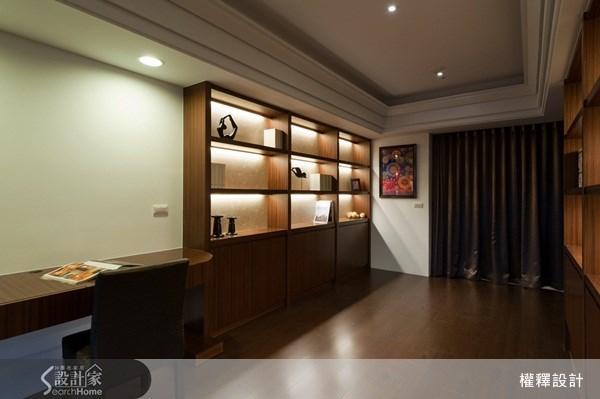 40坪新成屋(5年以下)_奢華風案例圖片_權釋設計_權釋_74之16