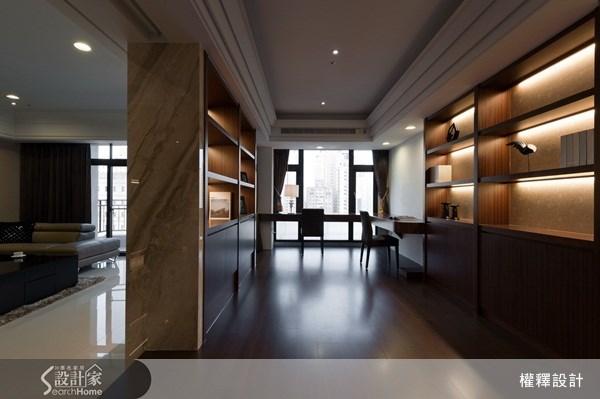 40坪新成屋(5年以下)_奢華風案例圖片_權釋設計_權釋_74之11