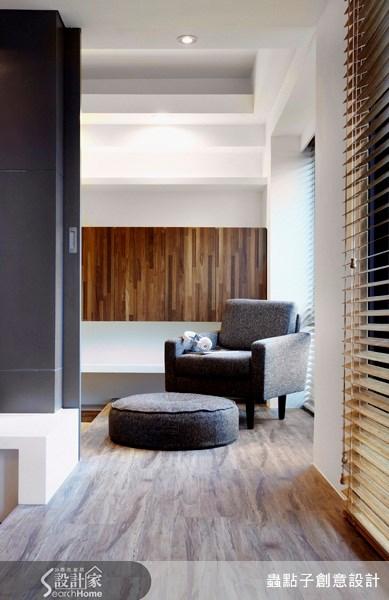 18坪新成屋(5年以下)_現代風客廳案例圖片_蟲點子創意設計_蟲點子_03之2