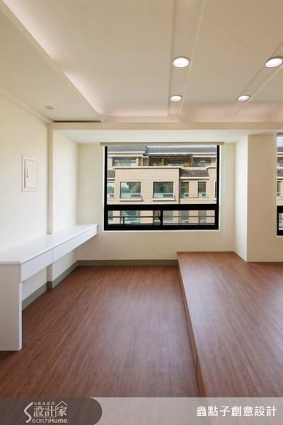 30坪新成屋(5年以下)_現代風書房案例圖片_蟲點子創意設計_蟲點子_05之5