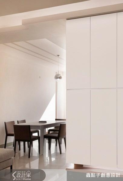 30坪新成屋(5年以下)_現代風餐廳案例圖片_蟲點子創意設計_蟲點子_05之6