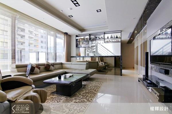 168坪新成屋(5年以下)_奢華風案例圖片_權釋設計_權釋_78之1