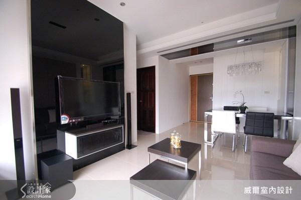 30坪新成屋(5年以下)_現代風案例圖片_威爾室內設計_威爾_08之4