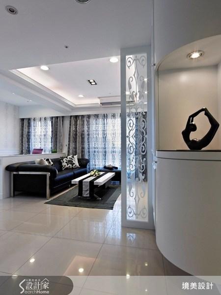 18坪新成屋(5年以下)_現代風案例圖片_境美室內裝修有限公司_境美_06之5