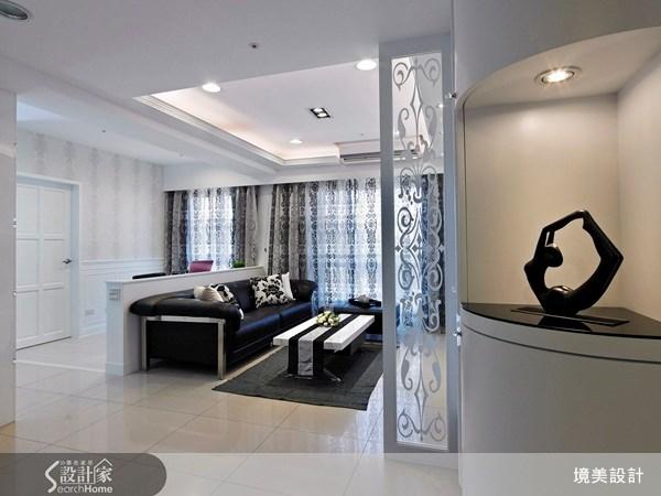 18坪新成屋(5年以下)_現代風案例圖片_境美室內裝修有限公司_境美_06之3