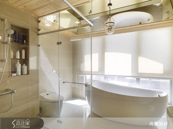100坪新成屋(5年以下)_美式風浴室案例圖片_尚展空間設計_尚展_32之18