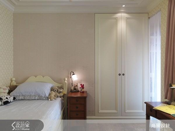 45坪新成屋(5年以下)_美式風臥室案例圖片_尚展空間設計_尚展_33之20