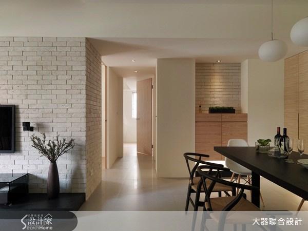 30坪新成屋(5年以下)_現代風案例圖片_大器聯合建築暨室內設計事務所_大器聯合_05之5