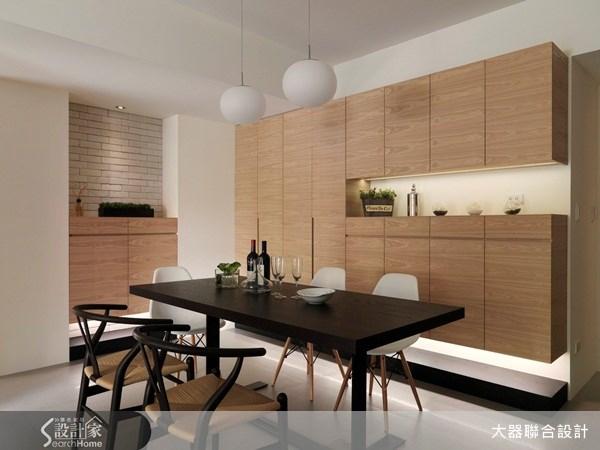 30坪新成屋(5年以下)_現代風案例圖片_大器聯合建築暨室內設計事務所_大器聯合_05之3