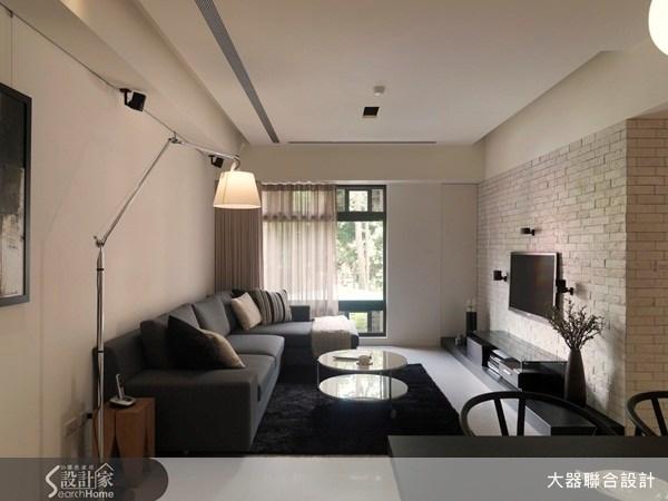 30坪新成屋(5年以下)_現代風案例圖片_大器聯合建築暨室內設計事務所_大器聯合_05之7