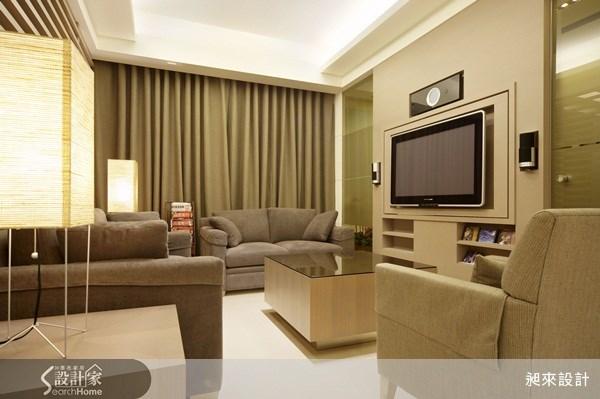 80坪中古屋(5~15年)_現代風案例圖片_昶來室內裝修設計_昶來_01之1