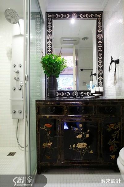 35坪新成屋(5年以下)_新中式風案例圖片_昶來室內裝修設計_昶來_02之9