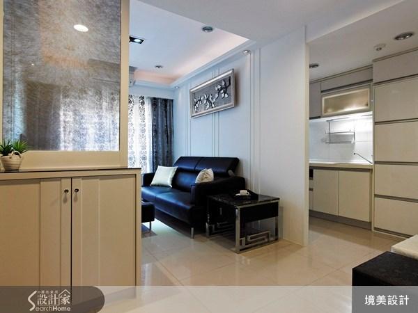 8坪新成屋(5年以下)_現代風案例圖片_境美室內裝修有限公司_境美_07之2