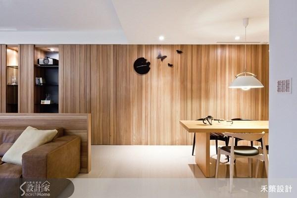 33坪新成屋(5年以下)_北歐風客廳案例圖片_禾築國際設計_禾築_15之21