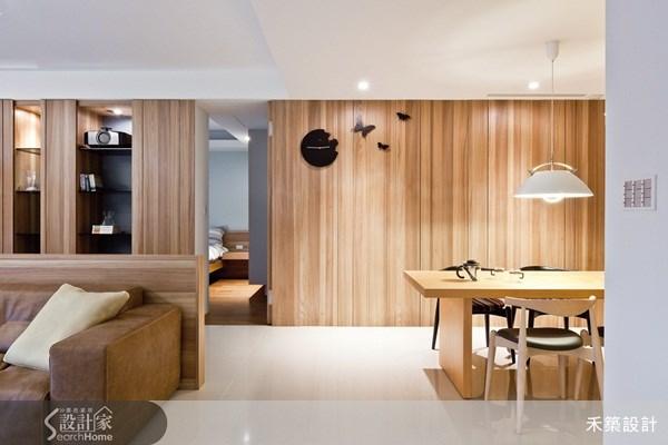 33坪新成屋(5年以下)_北歐風客廳案例圖片_禾築國際設計_禾築_15之22