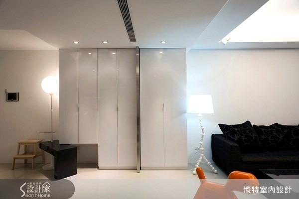 20坪新成屋(5年以下)_現代風客廳案例圖片_懷特室內設計_懷特_04之4