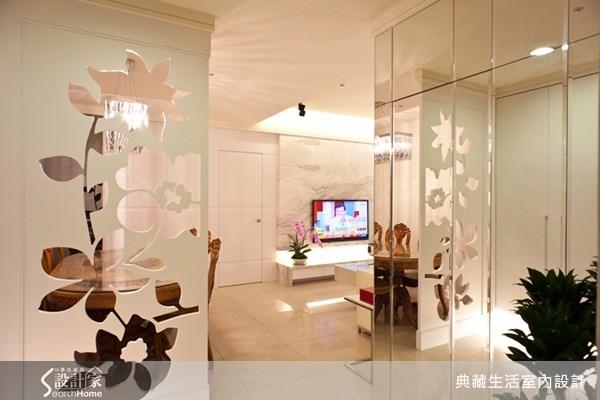 25坪新成屋(5年以下)_美式風案例圖片_典藏生活室內設計_典藏_14之1