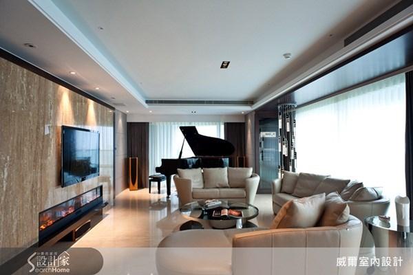 85坪新成屋(5年以下)_混搭風案例圖片_威爾室內設計_威爾_10之4