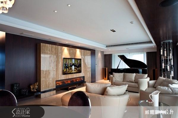 85坪新成屋(5年以下)_混搭風案例圖片_威爾室內設計_威爾_10之5