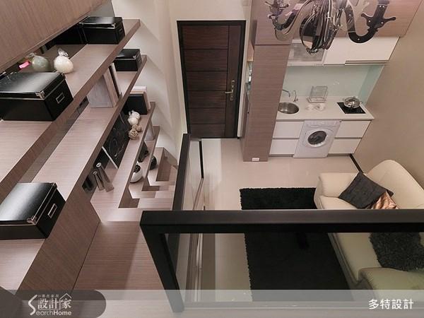 8坪新成屋(5年以下)_現代風案例圖片_多特空間設計_多特_05之4