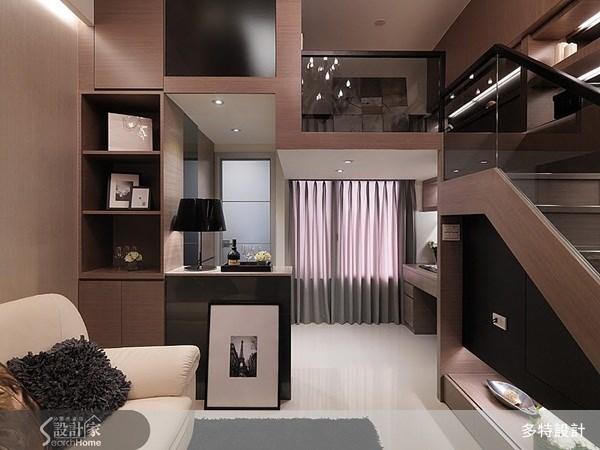8坪新成屋(5年以下)_現代風案例圖片_多特空間設計_多特_05之1