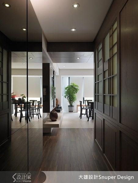 40坪老屋(16~30年)_新中式風走廊案例圖片_大雄室內設計Snuper Design_大雄_09之7