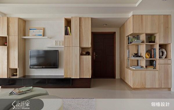 22坪新成屋(5年以下)_休閒風案例圖片_翎格室內裝修設計工程有限公司_翎格_13之2