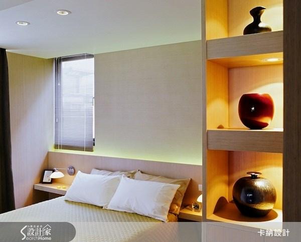 40坪新成屋(5年以下)_奢華風臥室案例圖片_卡納文創/品納設計_卡納_02之9