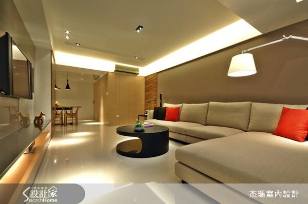 40坪老屋(16~30年)_現代風案例圖片_杰瑪室內設計_杰瑪_03之3