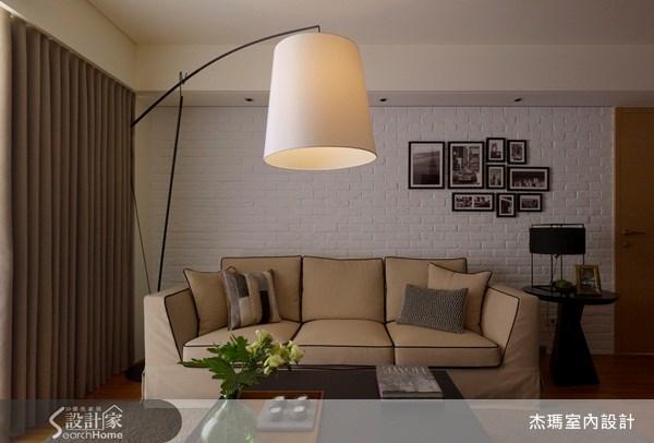 27坪老屋(16~30年)_混搭風案例圖片_杰瑪室內設計_杰瑪_04之1