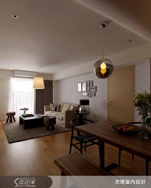 27坪老屋(16~30年)_混搭風案例圖片_杰瑪室內設計_杰瑪_04之3