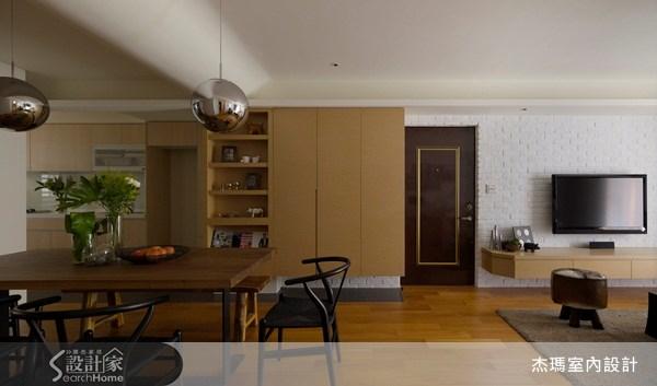 27坪老屋(16~30年)_混搭風案例圖片_杰瑪室內設計_杰瑪_04之4