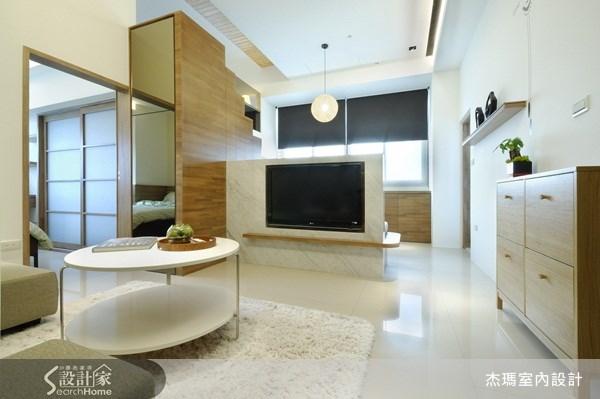 12坪新成屋(5年以下)_現代風案例圖片_杰瑪室內設計_杰瑪_05之1