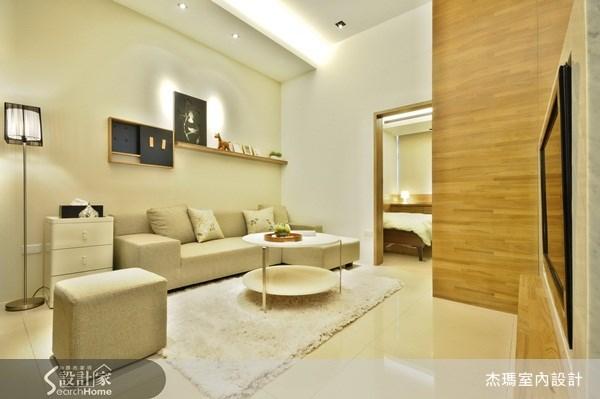 12坪新成屋(5年以下)_現代風案例圖片_杰瑪室內設計_杰瑪_05之2