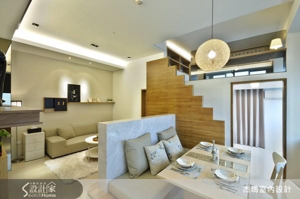 12坪新成屋(5年以下)_現代風案例圖片_杰瑪室內設計_杰瑪_05之4
