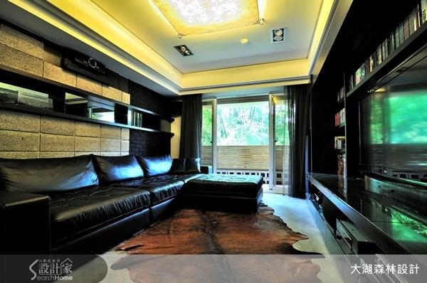 30坪新成屋(5年以下)_混搭風客廳案例圖片_大湖森林室內設計_大湖森林_07之3