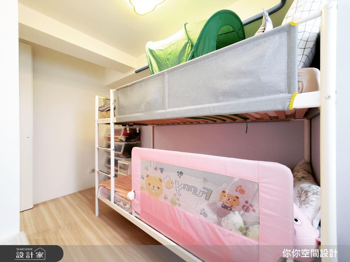 14坪老屋(31~40年)_混搭風兒童房兒童房案例圖片_你你空間設計_你你_19之23