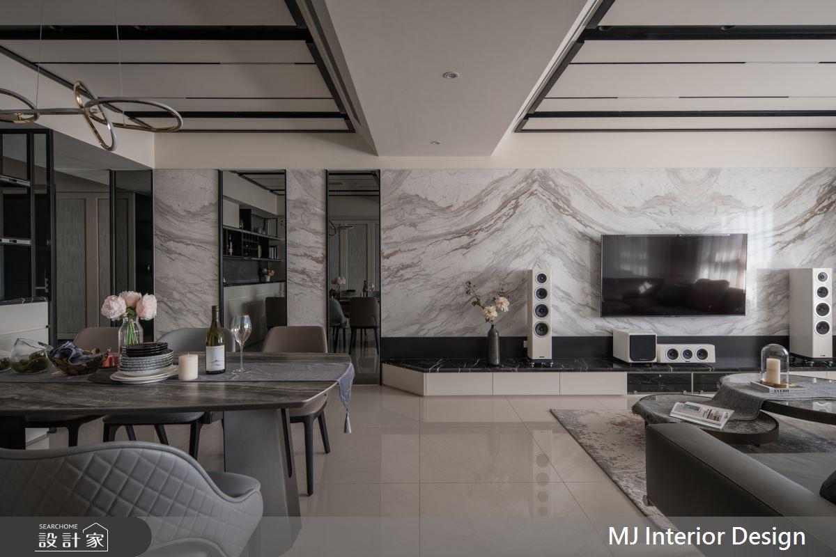 30坪新成屋(5年以下)_現代風案例圖片_銘家室內設計_銘家_11之4