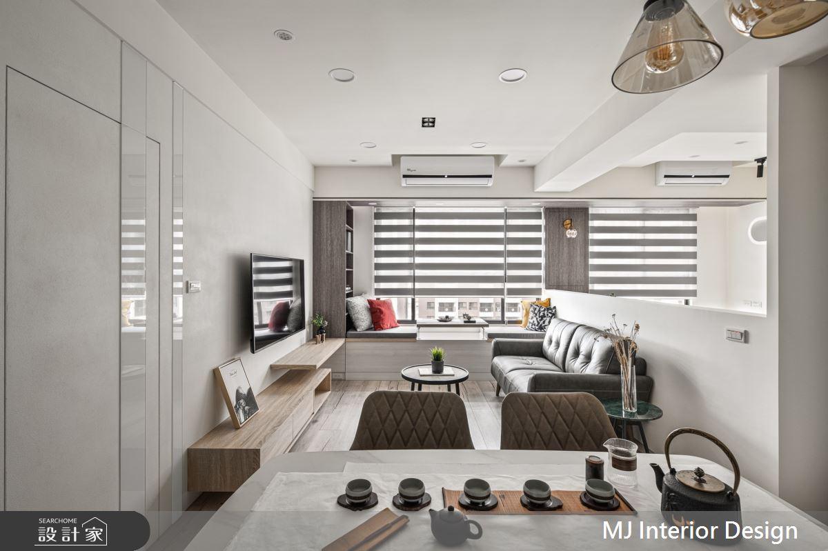 23坪新成屋(5年以下)_混搭風案例圖片_銘家室內設計_銘家_16之4
