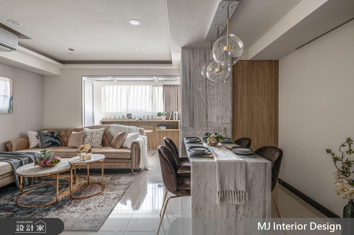 22坪新成屋(5年以下)_輕奢風案例圖片_銘家室內設計_銘家_17之3