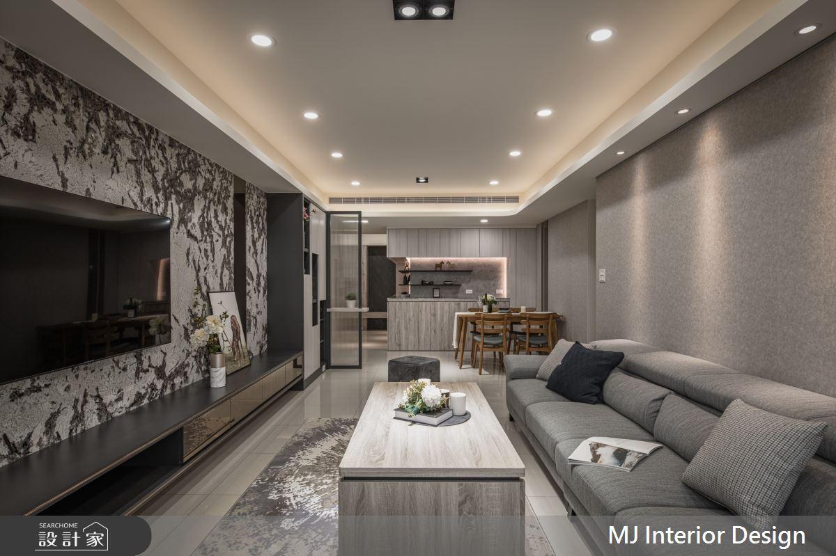 30坪新成屋(5年以下)_輕奢風案例圖片_銘家室內設計_銘家_18之8